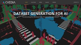 SynCity Real-World Simulator for Autonomous Applications