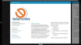 TeleNotes CRM Inc.