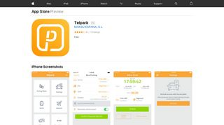 Telpark on the App Store - iTunes - Apple
