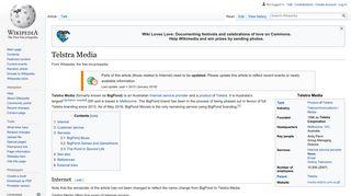 Telstra Media - Wikipedia
