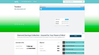 app.textaim.com - TextAim - App Text Aim - Sur.ly