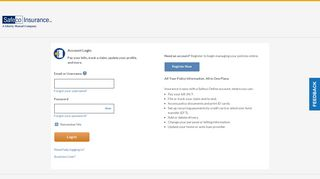 Manage your policies online - Safeco - Safeco Insurance