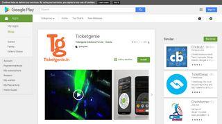 Ticketgenie - Apps on Google Play