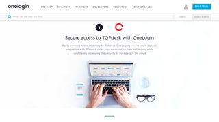 TOPdesk Single Sign-On (SSO) - Active Directory Integration - LDAP ...