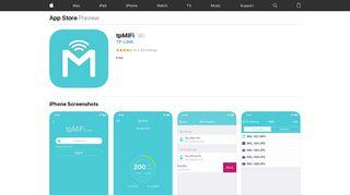 tpMiFi on the App Store - iTunes - Apple