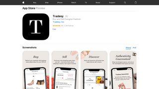 Tradesy on the App Store - iTunes - Apple
