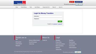 Login - Travelex Foreign Exchange Services
