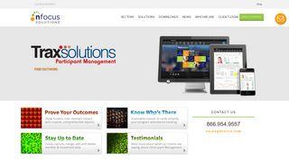 Participant Management / KidTrax - nFocus Solutions