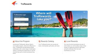 Banner TruRewards