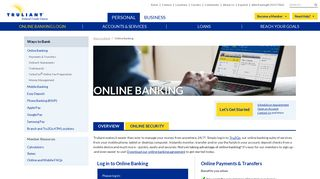 Online Banking - Truliant Federal Credit Union