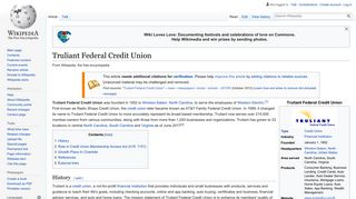 Truliant Federal Credit Union - Wikipedia