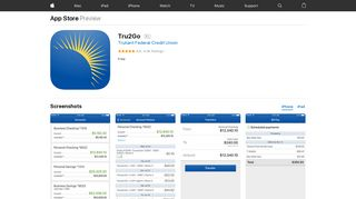 Truliant Federal Credit Union - iTunes - Apple