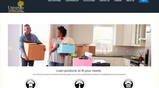 Loan Products - University Lending Group - The Smart Choice for ...
