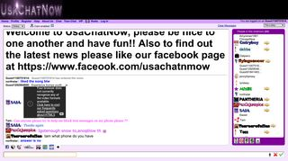 Chat rooms - USA chat now