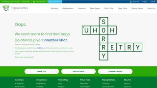 eXTRA Chances - MyGameRoom - Q&A - Virginia Lottery