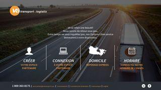 VA transport • logistix