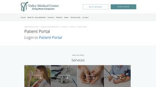Patient Portal - Brentwood, TN: Valley Medical Center