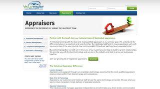 Appraisers - Valutrust
