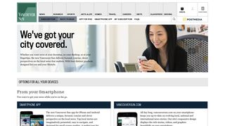 Ways to Read | Vancouver Sun
