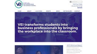 Virtual Enterprises International: Home