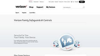 Verizon Wireless - Verizon Safeguards
