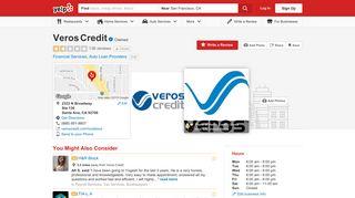 Veros Credit - 137 Reviews - Financial Services - 2333 N Broadway ...