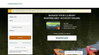 L.L.Bean Credit Card: Log In or Apply - Citibank