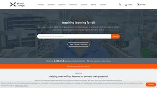 Virtual College: Online Courses | Bespoke e-learning | Learning ...