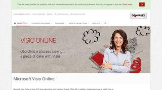 Microsoft Visio Online - Comparex