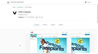 VISO Catalyst - Google Chrome
