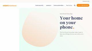 Vivint Smart Home & Security App | 855.755.2901