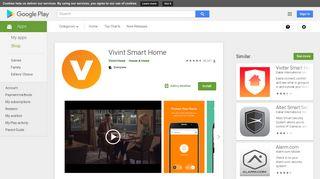 Vivint Smart Home - Apps on Google Play