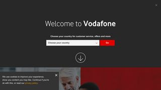 Welcome to Vodafone