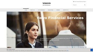 Volvo Financial Services: Home