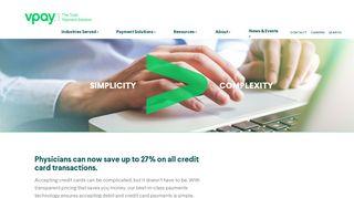 Merchant Services | VPay