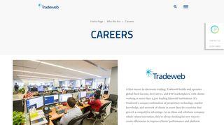 Careers - Tradeweb