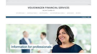 controlling_finance - Karriere bei der Volkswagen Financial Services