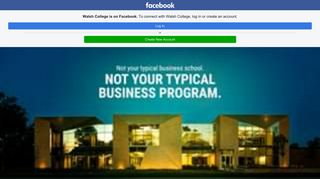 Walsh College - Home | Facebook