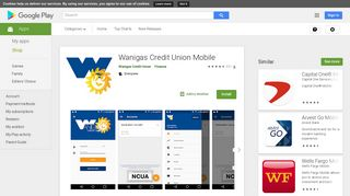 Wanigas Credit Union Mobile - Apps on Google Play