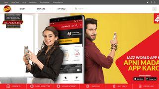 Warid Telecom :: Self Care Services