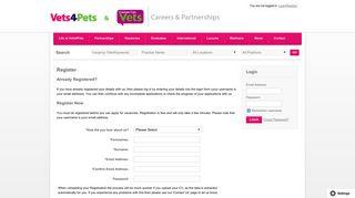 Login/Register - Companion Care (services) Ltd