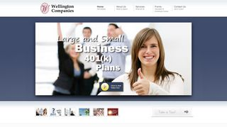 Wellington Consulting Services Inc