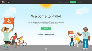 Welcome to Rally!