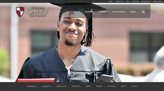 William Carey University | Private Christian College | Mississippi