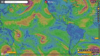 Windy: Wind map & weather forecast