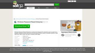 Download Windows Password Reset Enterprise 8.0.1.0