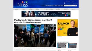 Payday lender Wonga agrees to write off debts for 330,000 ...