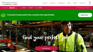 WOW Careers: Jobs and Careers at Woolworths Group