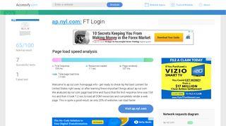 Access ap.nyl.com. FT Login