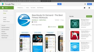 Beachbody On Demand - The Best Fitness Workouts - Apps on ...
